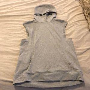 Lululemon Hooded Sweatshirt Vest